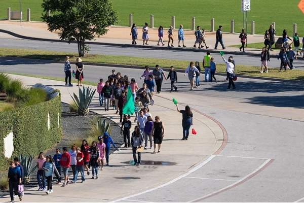 Frisco Revisiting Issue of School Size as Booming Suburb Grows