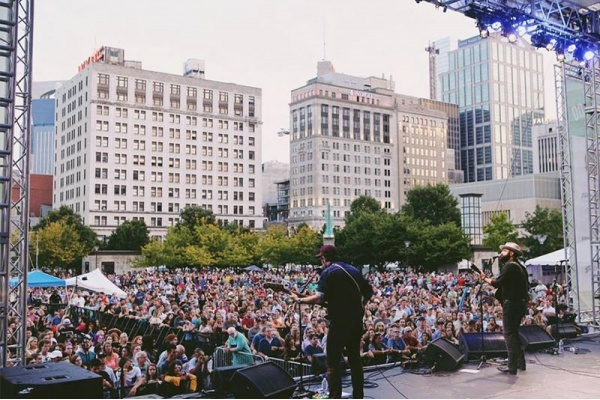 Your Guide to Nashville's Summer Outdoor Concerts