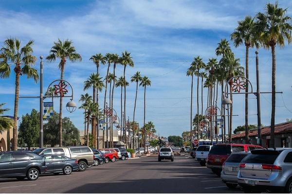 Arizona's Top 'Main Street' Found in Old Town Scottsdale