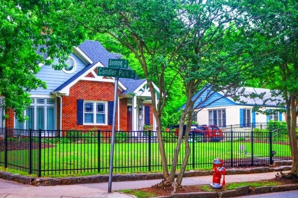 4 Family-Friendly Neighborhoods in Atlanta