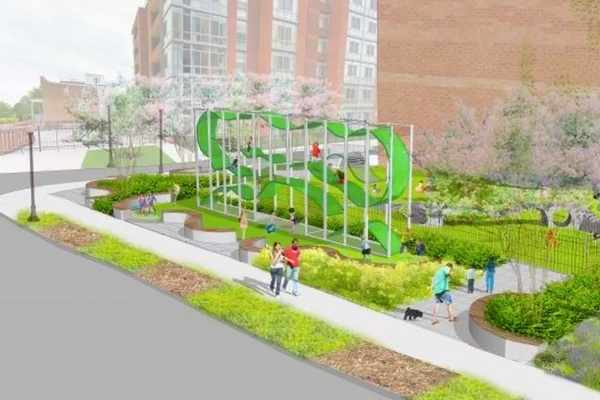 New Dog Park Coming to NoMA
