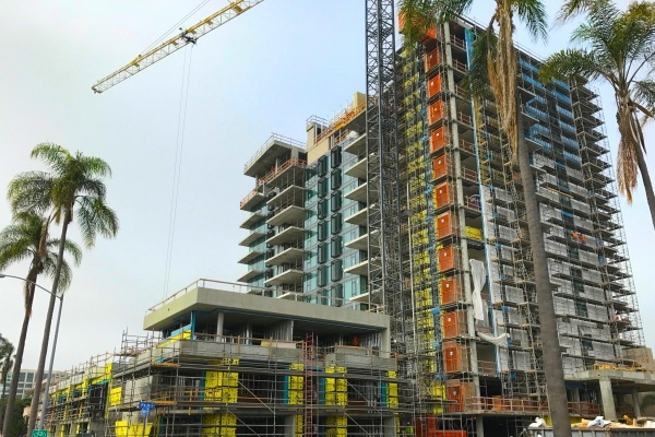 Zephyr's The Park, Bankers Hill is Integrating Luxury Living Back Into San Diego
