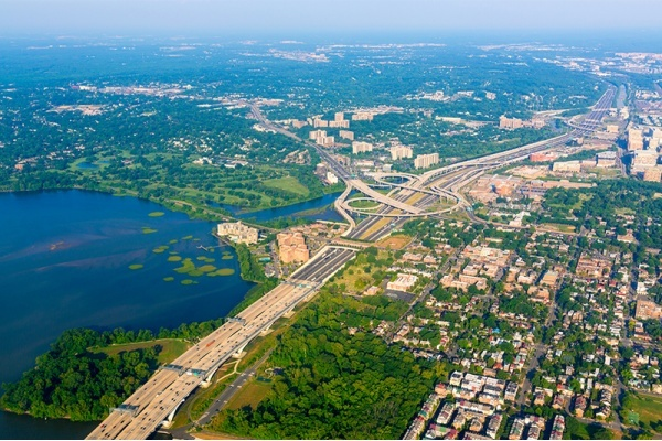 Title photo - D.C. Market Halts As Surrounding Area Market Improves