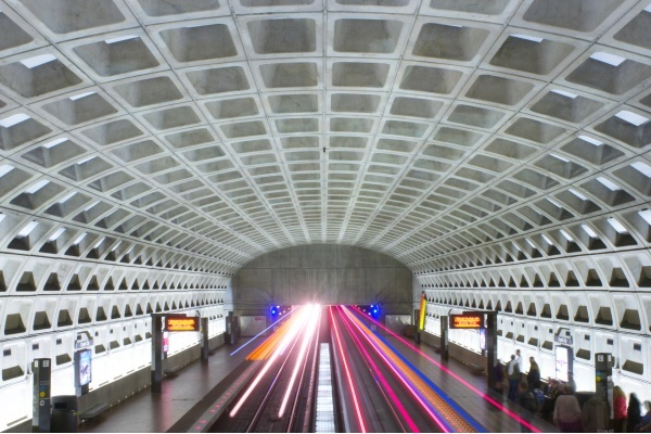 Timelapse Captures the 'Magic' of D.C.'s Metro