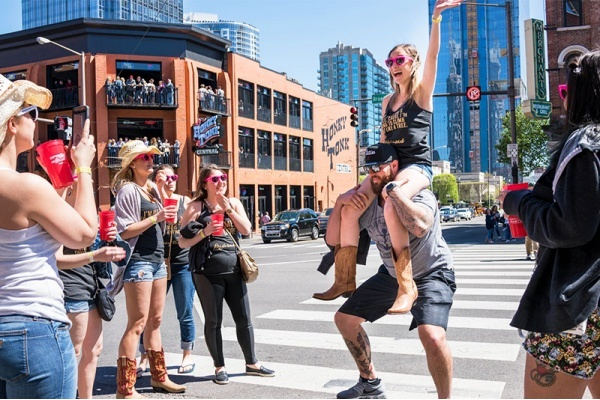 The Best Nashville Neighborhoods to Avoid Bachelorette Parties