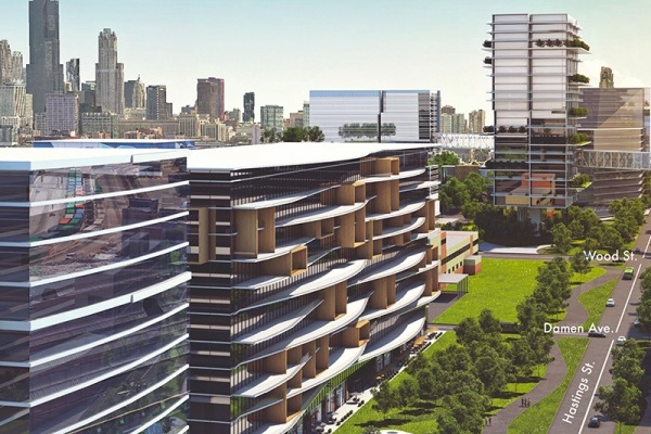 $300M Mixed-Use 'Gateway' Development Moves Forward in Illinois Medical District