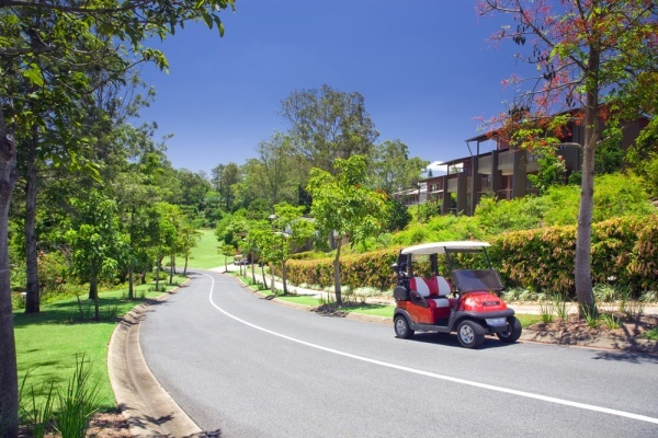 The Future of Transportation in San Diego County Could Be ... Golf Carts