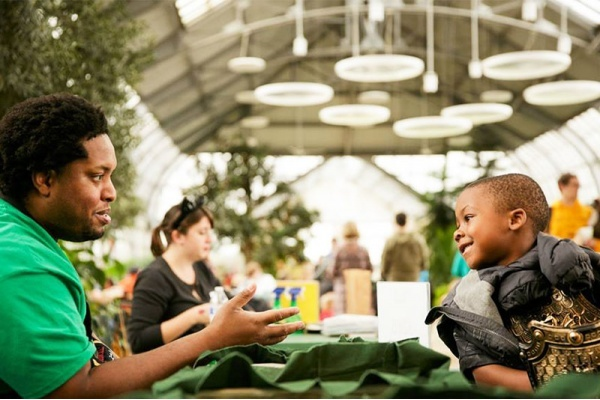 Title photo - Do Good Thursdays: Garfield Park Conservatory