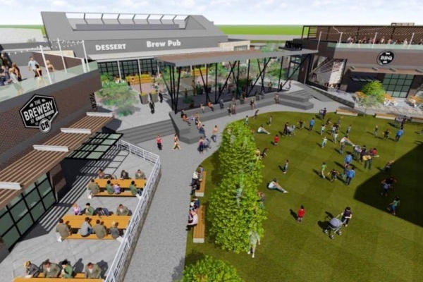 $120M Retail and Entertainment Complex Coming to McKinney's Craig Ranch