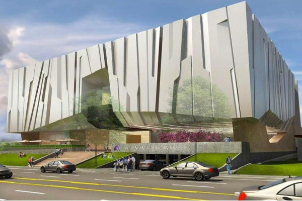 Glendale's Armenian American Museum Gets New Renderings