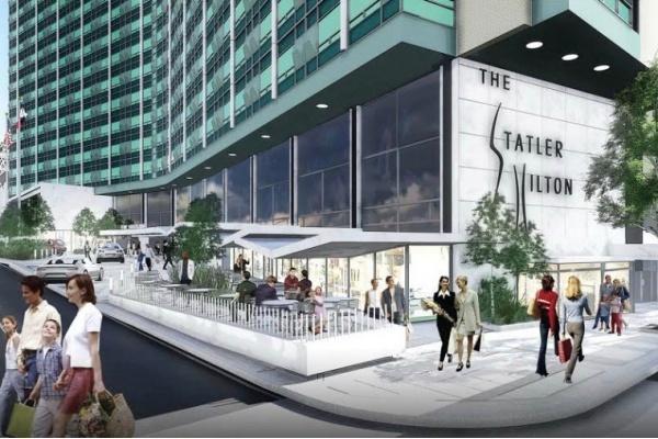 Statler Hotel Corridor, Uptown Dallas High-Rise Among Urban Land Institute's 2017 Honors