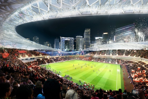 Lawsuit Over Land Sale for David Beckham Soccer Stadium Dismissed