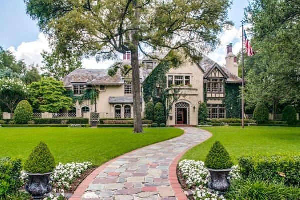 Former Billionaire Sam Wyly's Historic Highland Park Estate Sells for $9.4 Million