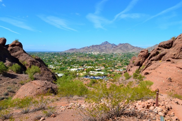 Why is Scottsdale a top market for luxury homes?