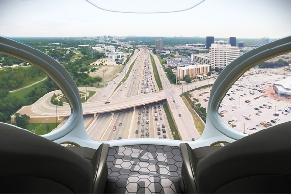 Bell Helicopter Aims to Build Uber's Flying Taxis, Debuting in Dallas-Fort Worth, LA, and Dubai