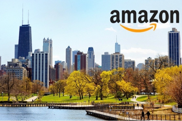 Chicago, Illinois Formally Submit Proposal for Amazon Headquarters