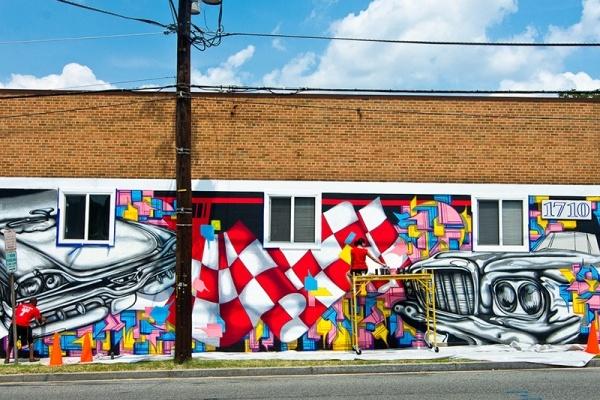 The Best Murals in Washington, D.C.