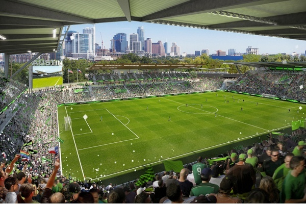 Austin Considers 8 Sites for MLS Stadium, Will Revisit Issue in 2018