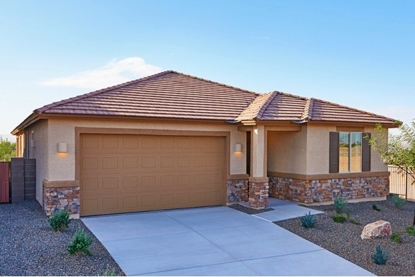 Richmond American Homes Opens Tuscano Community in Phoenix ... on rv garage home communities, rv garage house plans, 3 car garage home floor plans, coachmen rv floor plans, log floor plans, rv bathroom floor plans, rv garage building plans,
