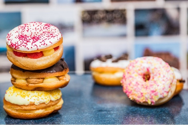 The 5 Best Neighborhoods in Las Vegas for Doughnuts