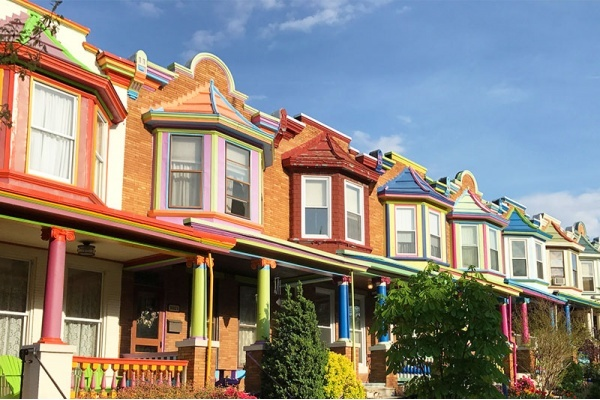 A Guide to Baltimore Rowhouses