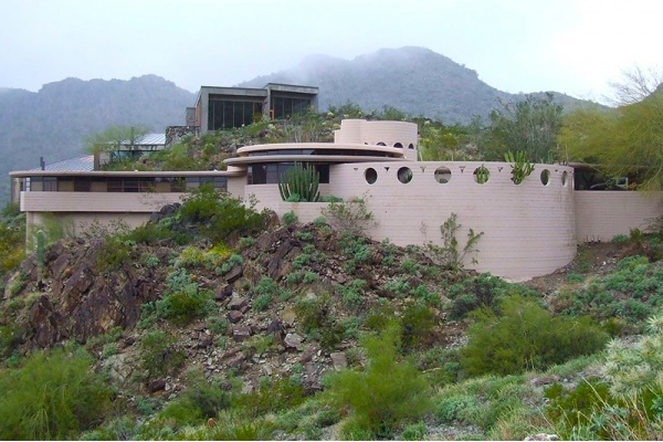 Frank Lloyd Wright's Final Home On Market in Phoenix