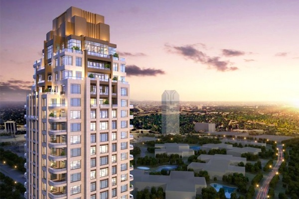 Luxury Condos in the Suburbs: Oak Brook Could Be Getting a New Tallest Building