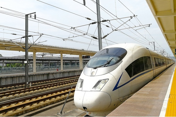Texas Bullet Train Clears Environmental Hurdle