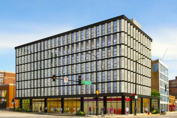 Despite Calls for Preservation, TOD May Replace Edgewater's Woodruff Arcade
