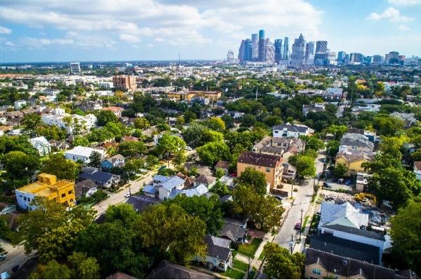 Urban vs Suburban: Houston, TX