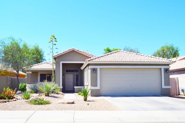 Title photo - What the New 300k Median House Price Will Buy You in Tucson