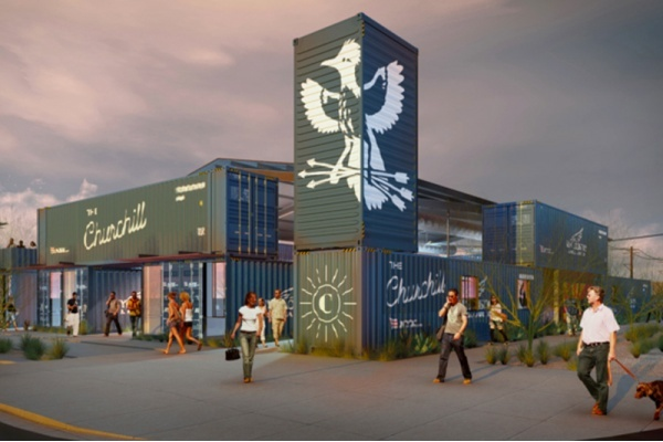 This Phoenix Marketplace is Using Shipping Containers to Maximize Space