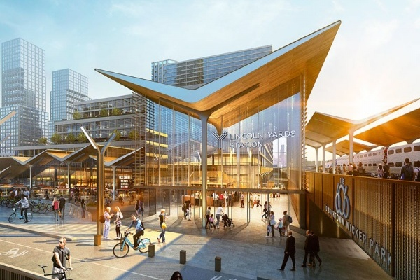 5 Things You Need to Know About Chicago's Lincoln Yards Development