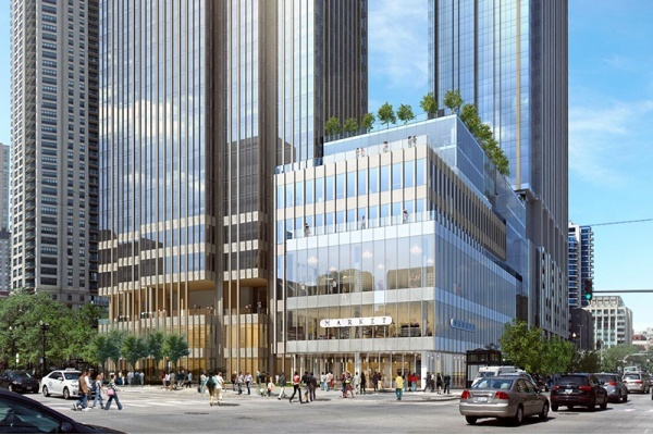 River North's One Square Chicago Clears Hurdles and Gains Approval