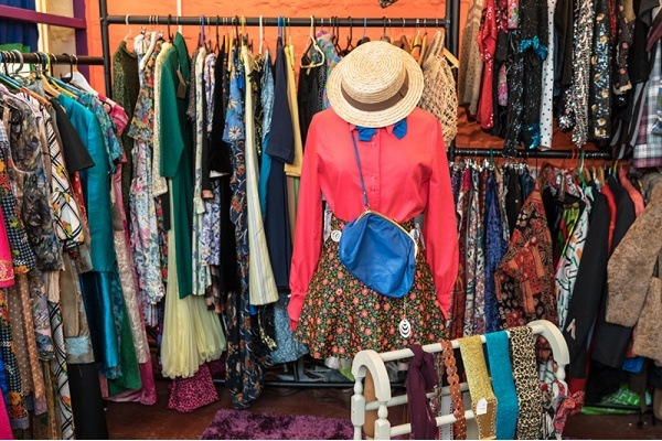 For Austin's Best Vintage Shopping, Visit These Four Neighborhoods