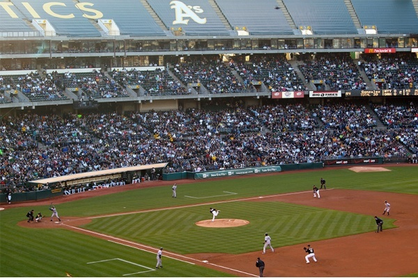 With Their Plans in Peril, Plan B for the Oakland A's Might Be the Coliseum