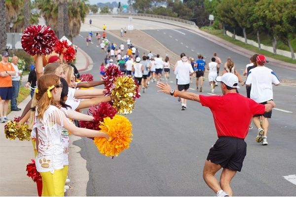 San Diego Ranks Number One for Runners