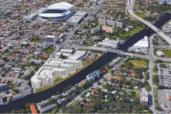 Miami River Walk Mixed-Use Project in the Works