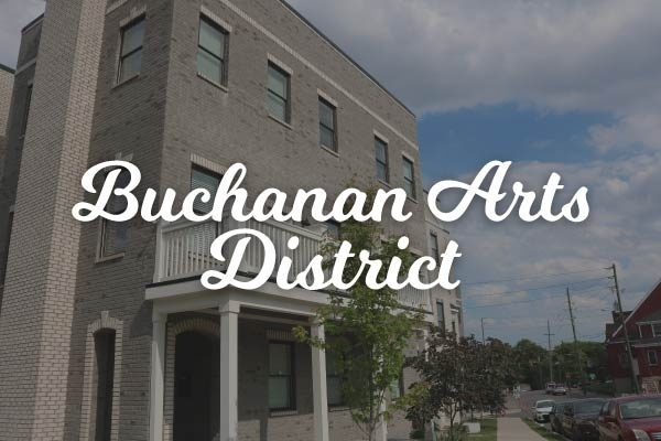 What It's Like Living in The Buchanan Arts District, Nashville