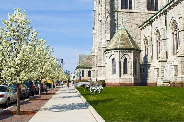 Most Walkable Neighborhoods in Newark