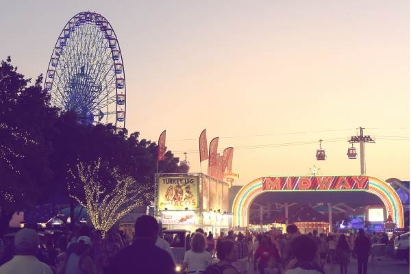 The State Fair of Texas in Arlington