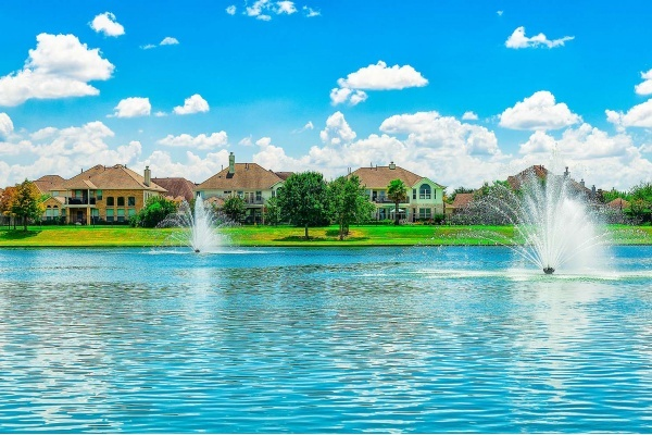 Master-Planned Communities Around Katy, TX