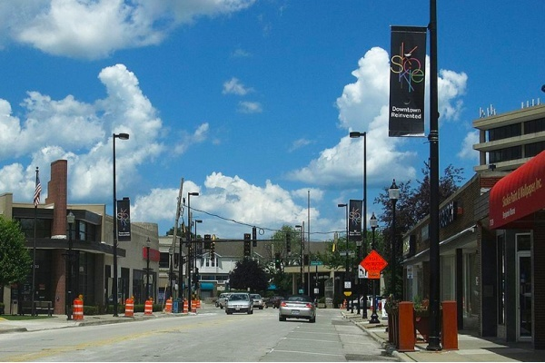 Several Developments Slated to Take Shape in Downtown Skokie in 2018