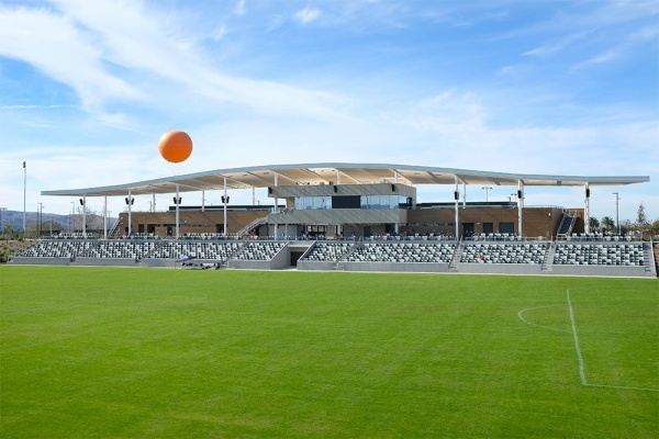 LA Galaxy Exhibition Puts Spotlight on Orange County Great Park