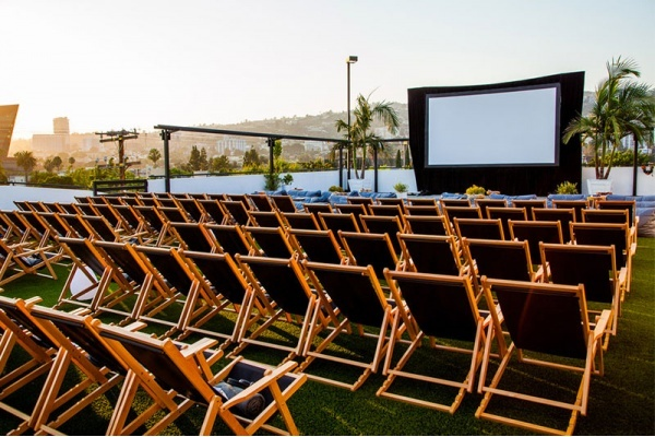 See Stars at LA's Summer Outdoor Movie Screenings