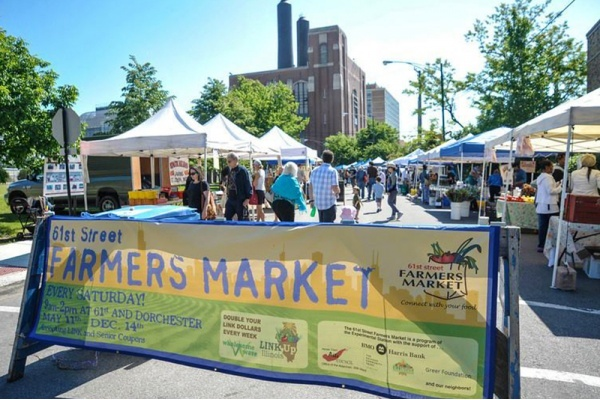 A Neighborhood Guide to Chicago Farmers Markets