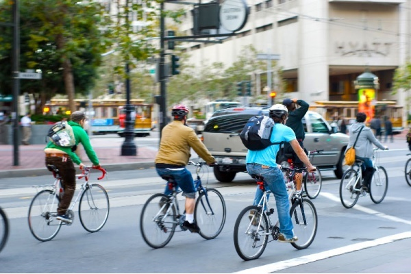 The Most Bike-Friendly Cities in the Bay Area
