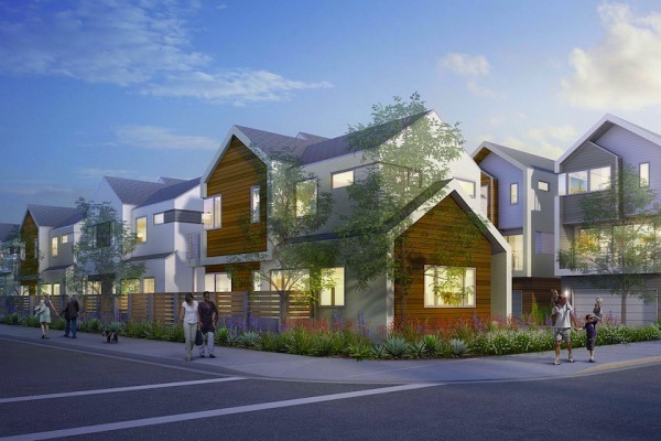 Title photo - 20 New Single-Family Homes Coming to Costa Mesa