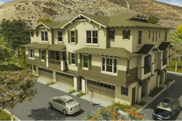 Title photo - Spring Valley's Sweetwater Vistas Will Feature 218 Townhomes