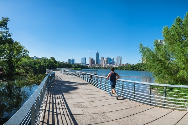 Austin's Most Popular Running & Biking Routes